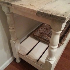 Kitchen Console Table Moen Pull Down Faucet Farmhouse Ideas On Foter Island