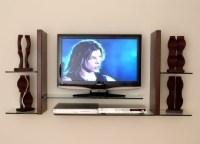 Floating Shelf For Tv Components - Foter