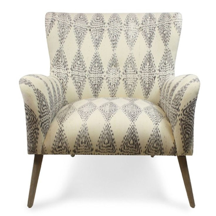 Ikat Print Chair  Ideas on Foter