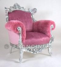 Princess Rocking Chair - Foter