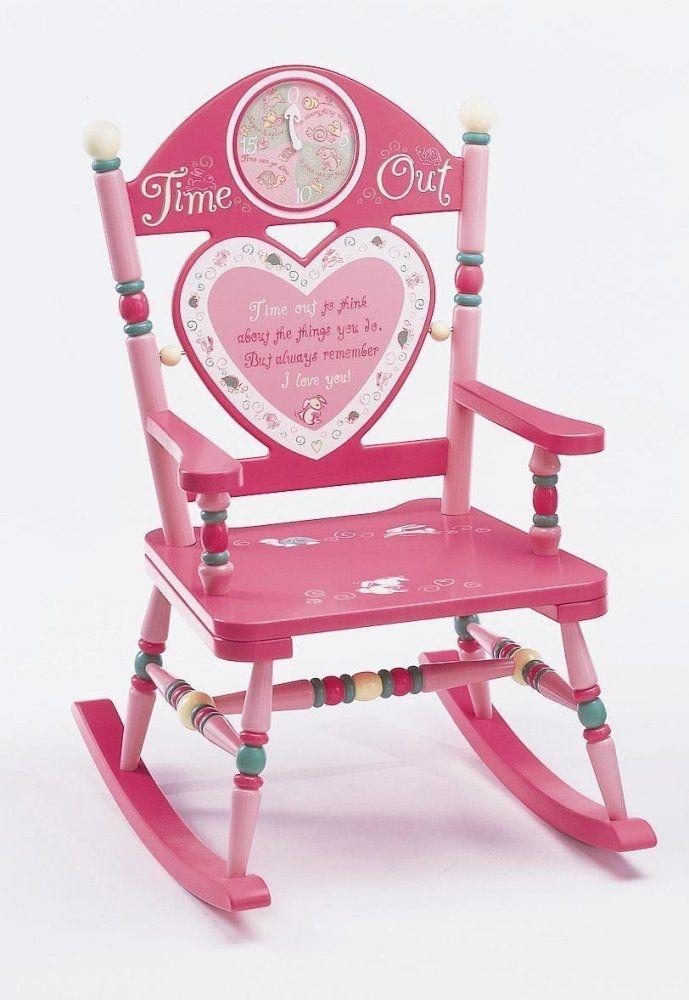 Princess Rocking Chair  Foter