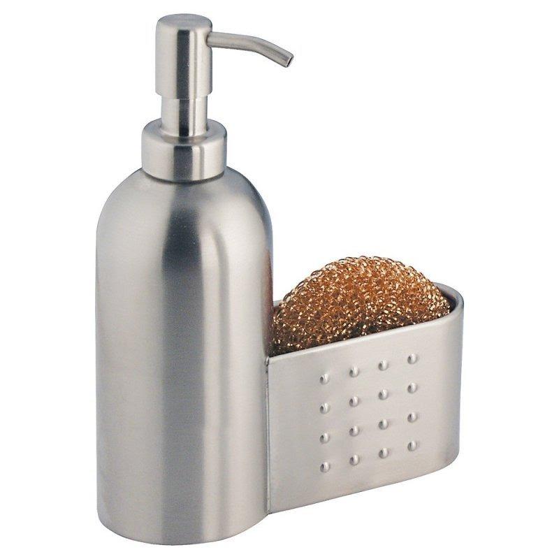 kitchen soap high back sink dispenser caddy ideas on foter