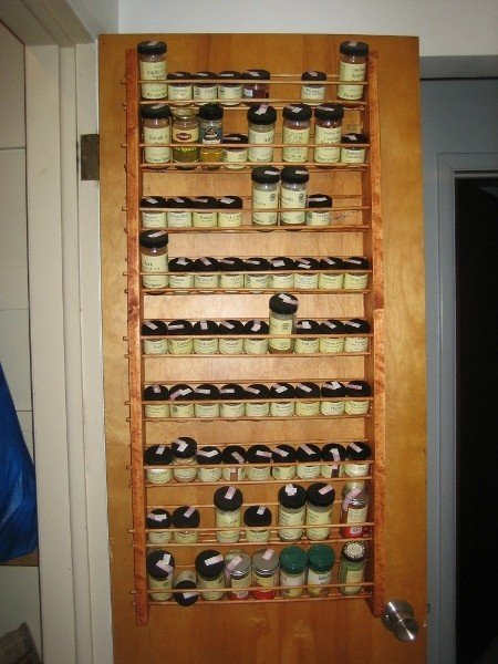 large wall spice rack ideas on foter