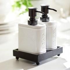 Kitchen Soap Caddy Green Appliances Dispenser Ideas On Foter Rhodes Ceramic Figural Book Lotion