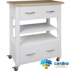 Kitchen Cart With Drawers Counter Height Table Small Ideas On Foter 3