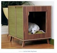 Designer Dog Crates Furniture - Foter