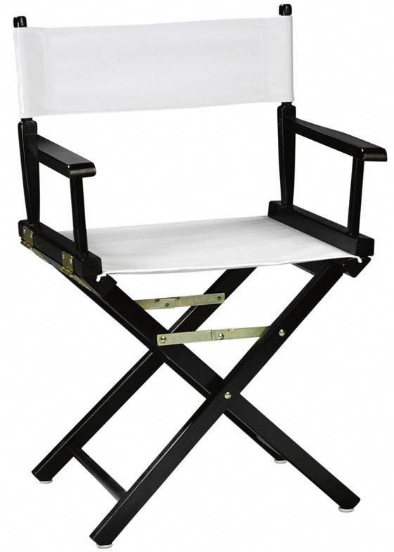 directors chair white black elastic covers oak chairs ideas on foter frame 25 39