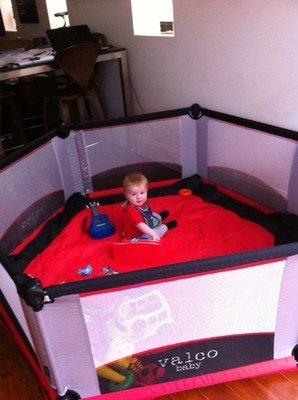 Toddler Playpen Large  Foter