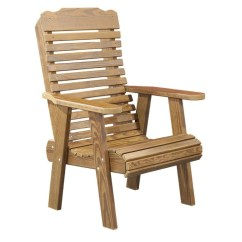 Wooden Porch Chairs Home Office Desk Uk Wood Outdoor Arm Ideas On Foter For Lawn Build Sketch