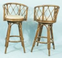 Bamboo Barstools - Foter