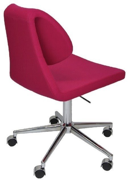 pink swivel chair lower back pain chairs ideas on foter 4