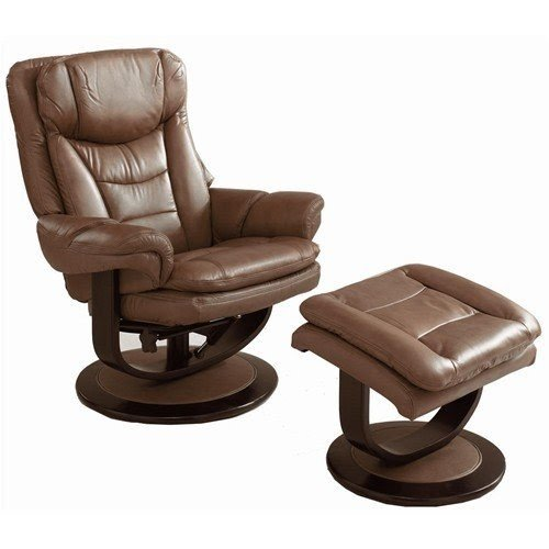 living room chair with ottoman swivel perth lane leather recliners ideas on foter home express impulse quick ship