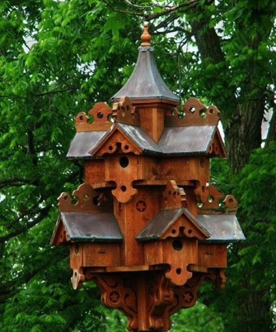 Large Outdoor Bird Houses  Ideas on Foter