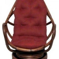 Swivel Chair Cushions Types Of Bean Bag Chairs Rocker Cushion Ideas On Foter Papasan