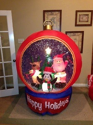 Inflatable Christmas Ornaments  Foter
