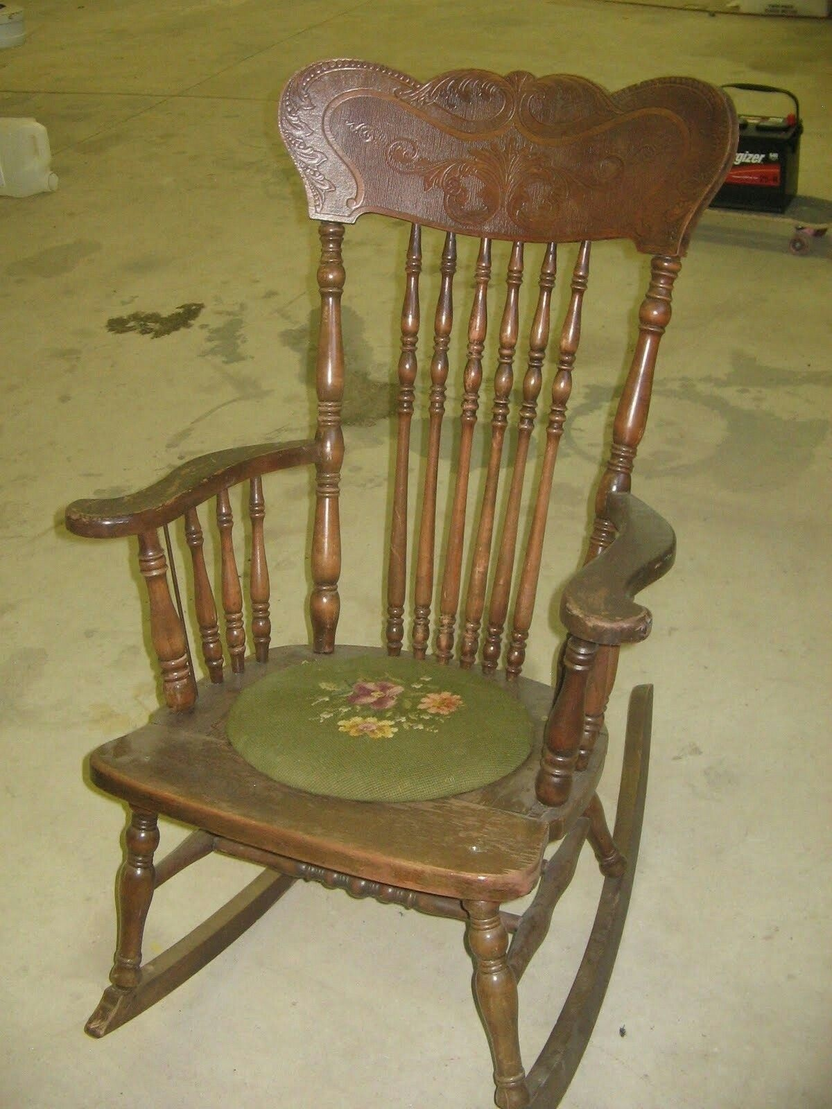 Antique Rocking Chairs  Foter