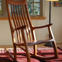 Wooden Rocking Chairs For Adults Indoor Painted Kitchen Ideas On Foter 6