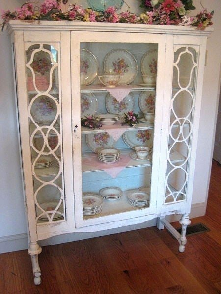 Glass Curio Display Cabinet  Foter
