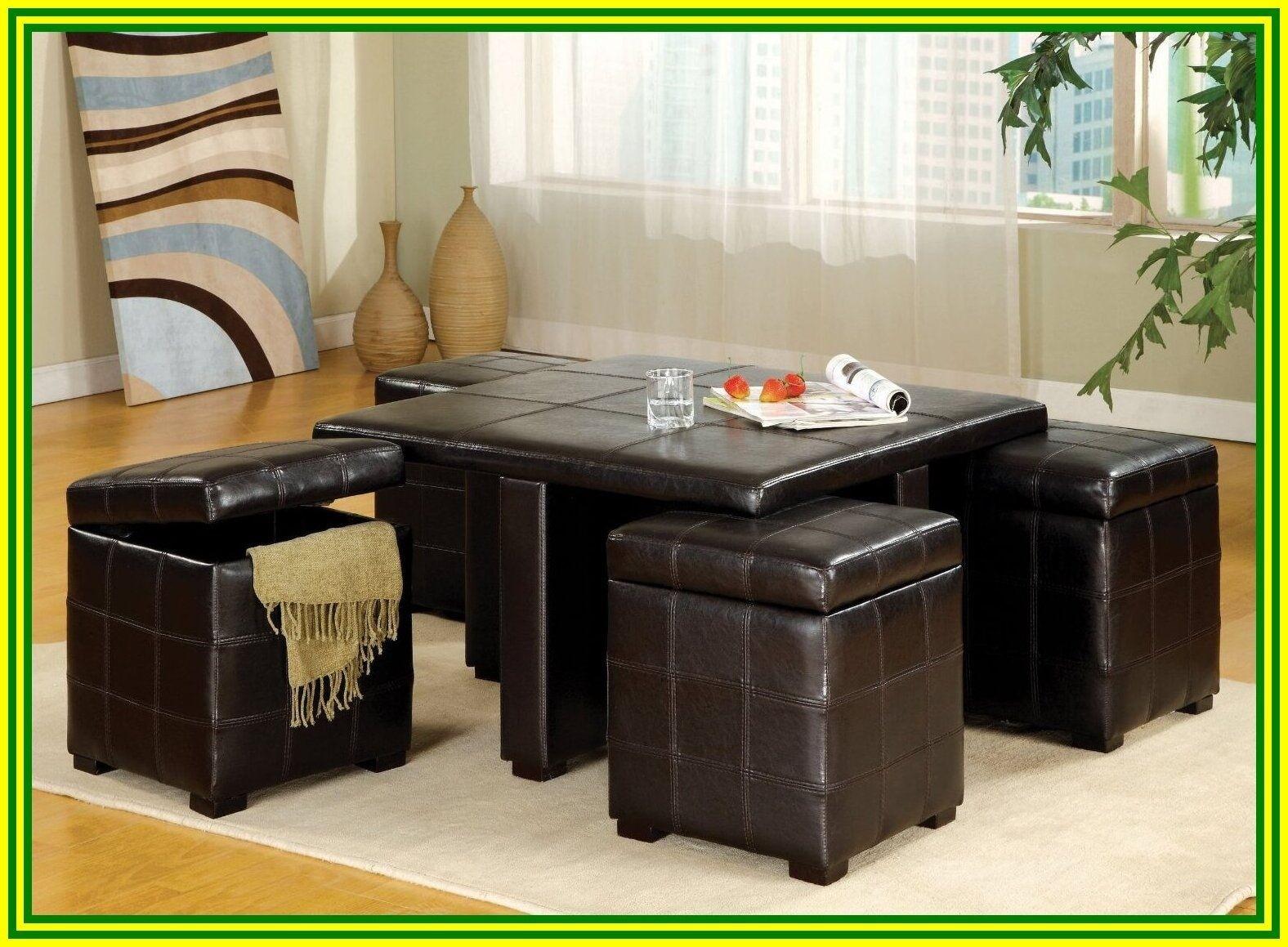 contemporary ottoman coffee table