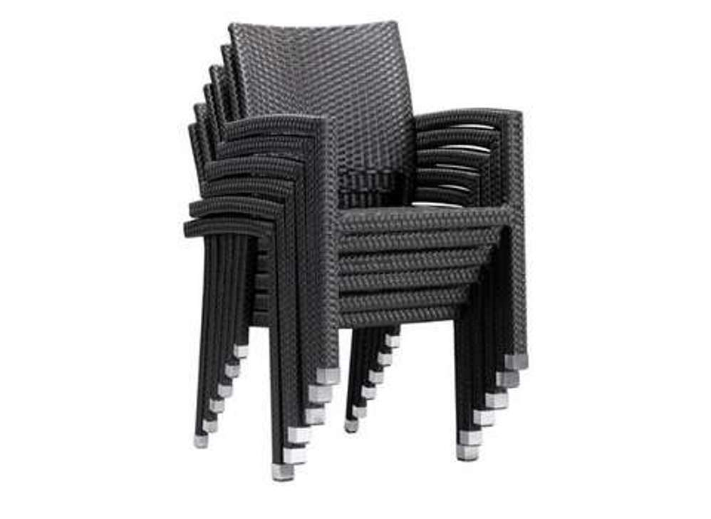 stackable outdoor chairs ergonomic mesh office chair uk wicker stacking arm ideas on foter cheap patio