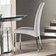 Dining Chairs Italian Design Seating Office Ideas On Foter Eros High Back Modern Chair