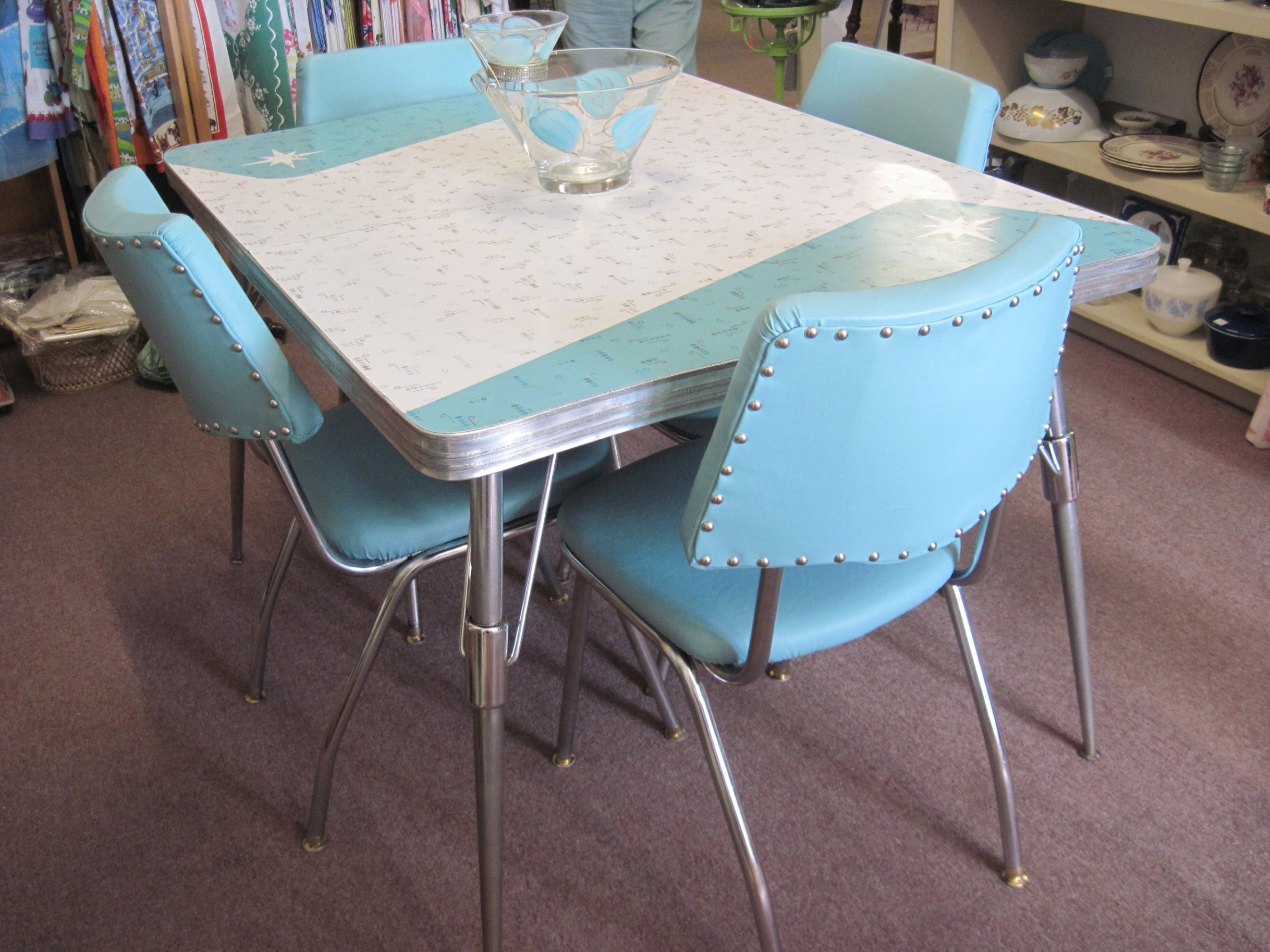 retro kitchen tables 42 inch sink chairs ideas on foter and