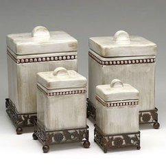 Canisters Kitchen Quality Brand Cabinets Decorative Ideas On Foter Storage If You Use The Right Ceramic