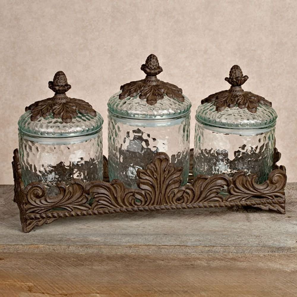 country kitchen canister sets ceramic undermount sinks lowes unique canisters - foter