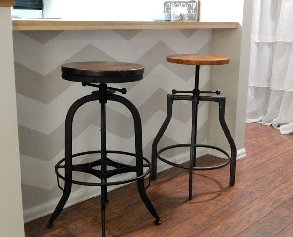 stool chair second hand grey fabric covers bar stools ideas on foter 4