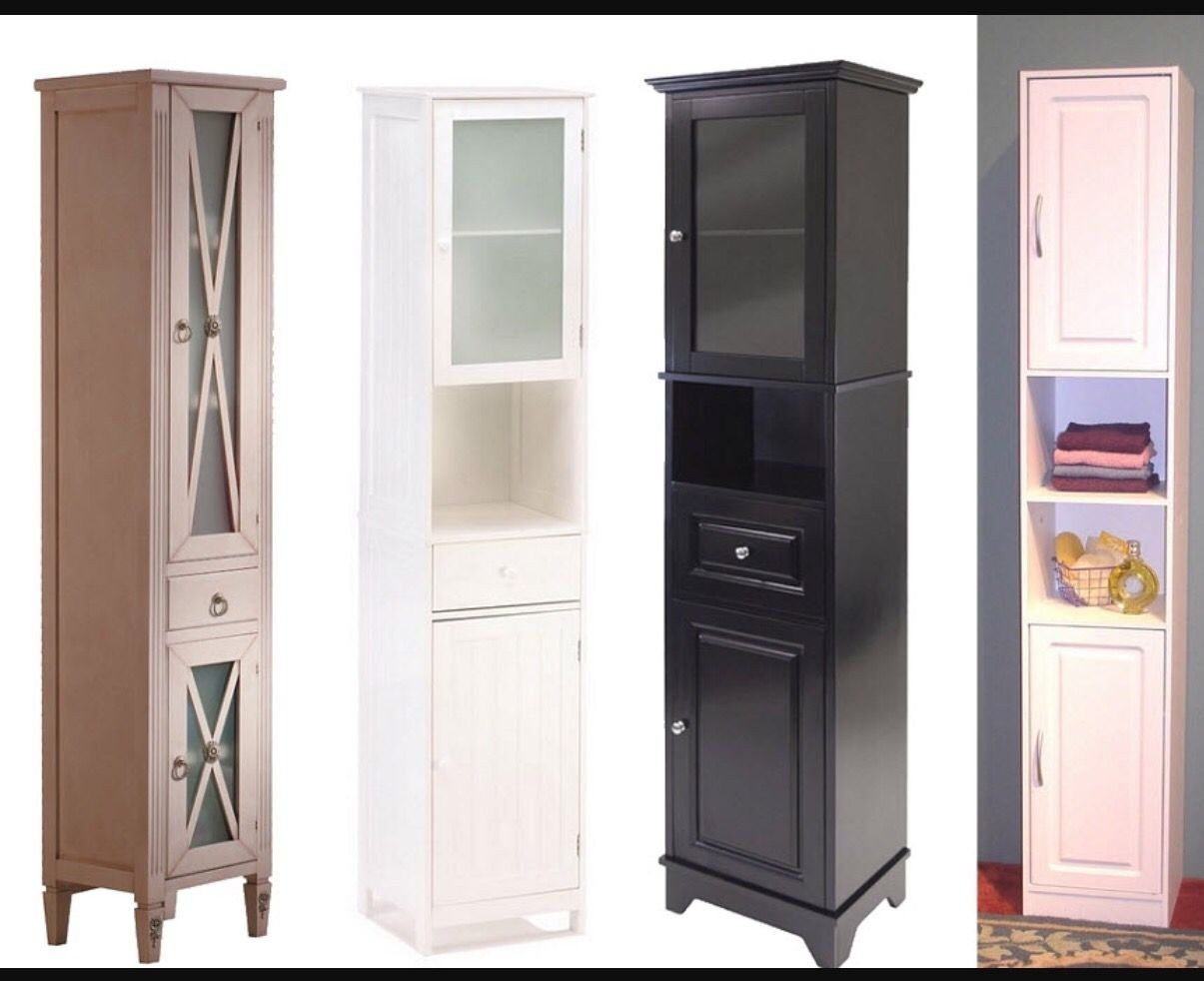 Narrow Cabinets With Doors  Foter