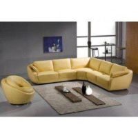 Best Yellow Leather Sectional - Ideas on Foter
