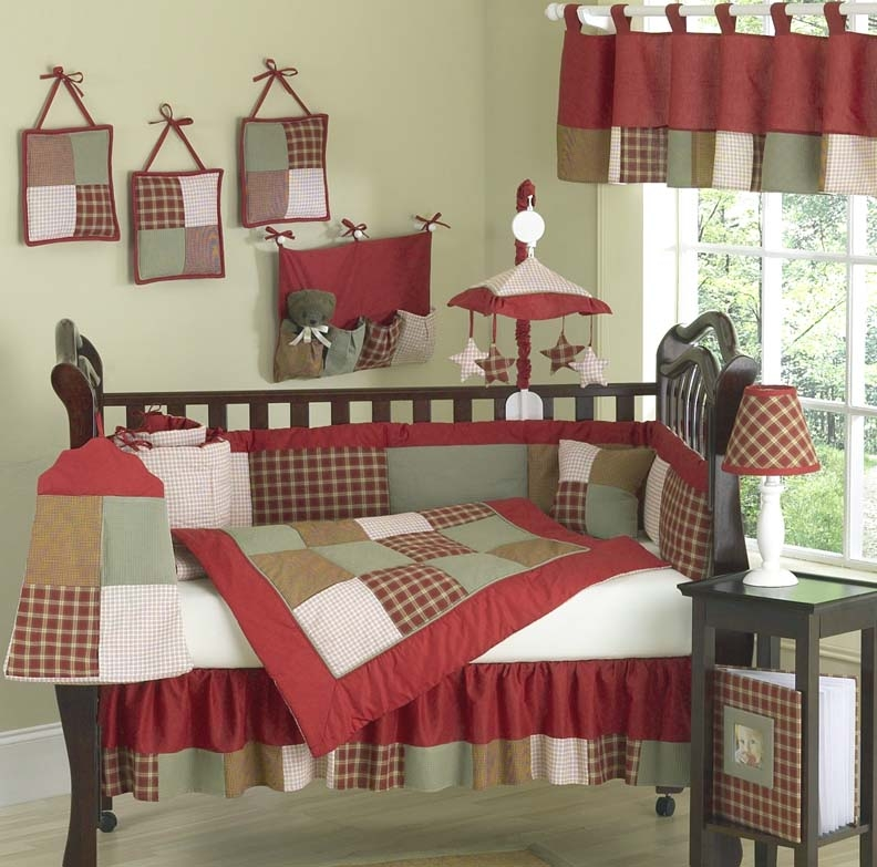 Country Crib Bedding Sets