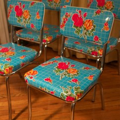 Chrome Kitchen Chairs Cabinet Clearance Retro Ideas On Foter