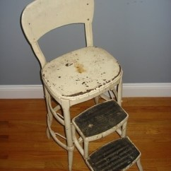 Cosco Kitchen Stool Chair Cover Rental Victoria Bc Chairs Ideas On Foter 3 Bar In Vintage Style It Is Made Of Wood With Antique Finish Base Fitted Footstool Suitable For Residential And Commercial