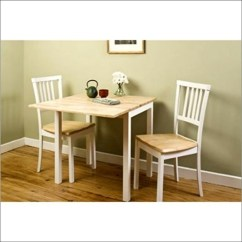 Small Kitchen Tables And Chairs How To Refurbish Cabinets Dinette Sets For Spaces Ideas On Foter Dining