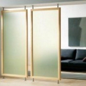 Hanging Panel Room Divider  Ideas on Foter