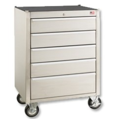 Kitchen Cart With Drawers Refurbished Table And Chairs Stainless Steel Carts Ideas On Foter Cabinet 5 River Usa