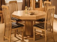 Octagon Kitchen Table - Foter
