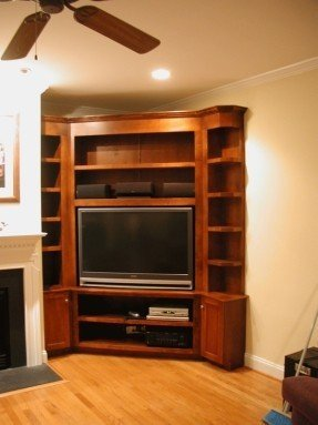 Corner Entertainment Centers For Flat Screen Tvs  Ideas