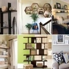 Shelving For Living Room Walls Bright Lamps Wall Shelves Ideas On Foter