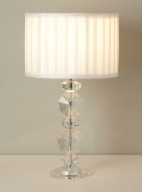 Crystal Bedside Lamps - Foter
