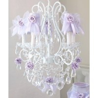Lavender Lamp Shade - Foter