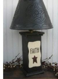 Punched Tin Lamp Shade - Foter