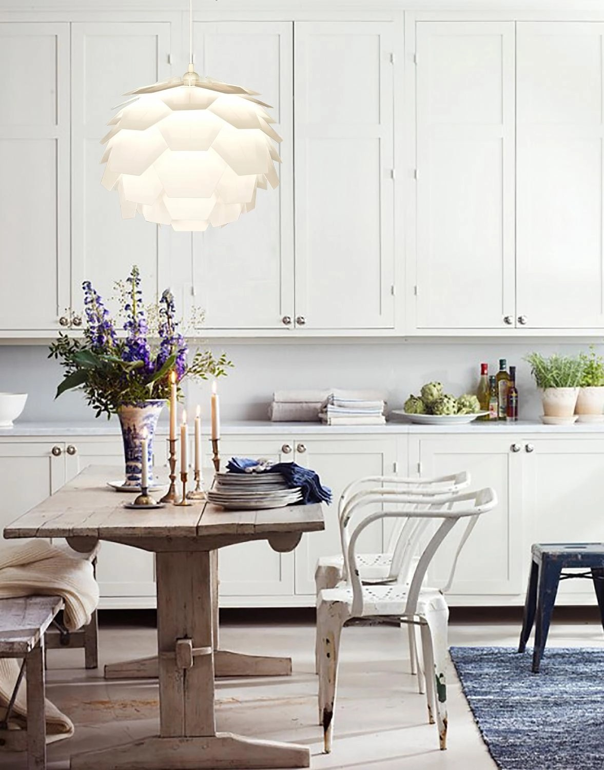 farmhouse table and chairs with bench oversized gravity chair cup holder ideas on foter 11