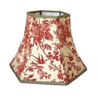Toile Lamp Shade - Foter