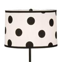 Polka Dot Lamp Shades - Foter