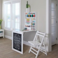 Kids Art Table With Storage - Foter