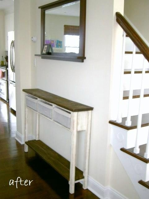 Small Console Tables For Entryway  Foter