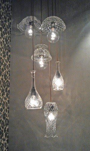 Lead Crystal Lamp  Ideas on Foter
