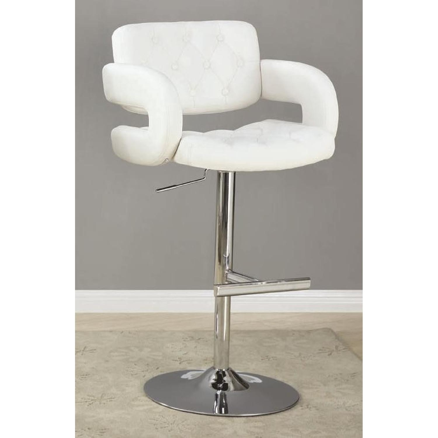 bar chairs with arms and backs patio furniture table stools ideas on foter leather back